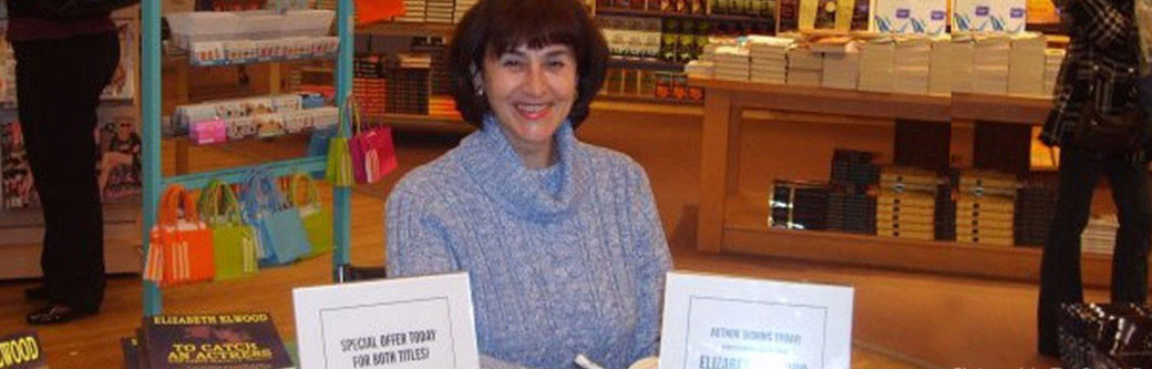 Elizabeth Elwood, Mystery Writer – Blog